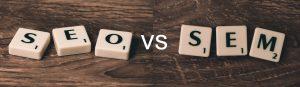 SEO vs SEM blog iDeal Directions