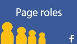 Facebook page roles ideal directions