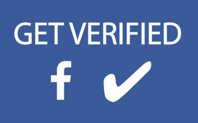 Get your Facebook business page verified