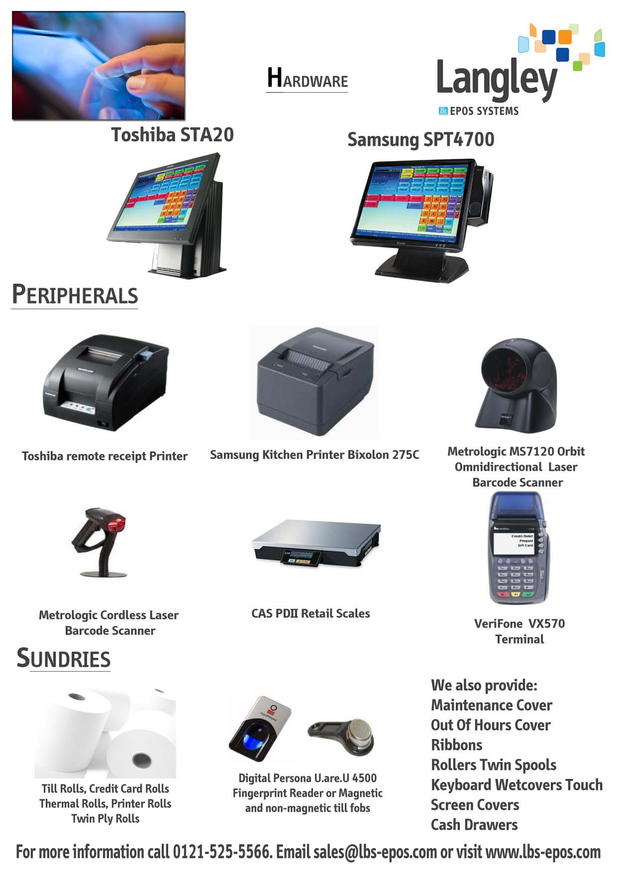 Hardware & Peripherals RGB