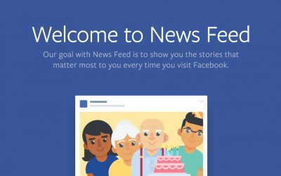 Maximising your exposure in Facebook's News Feed