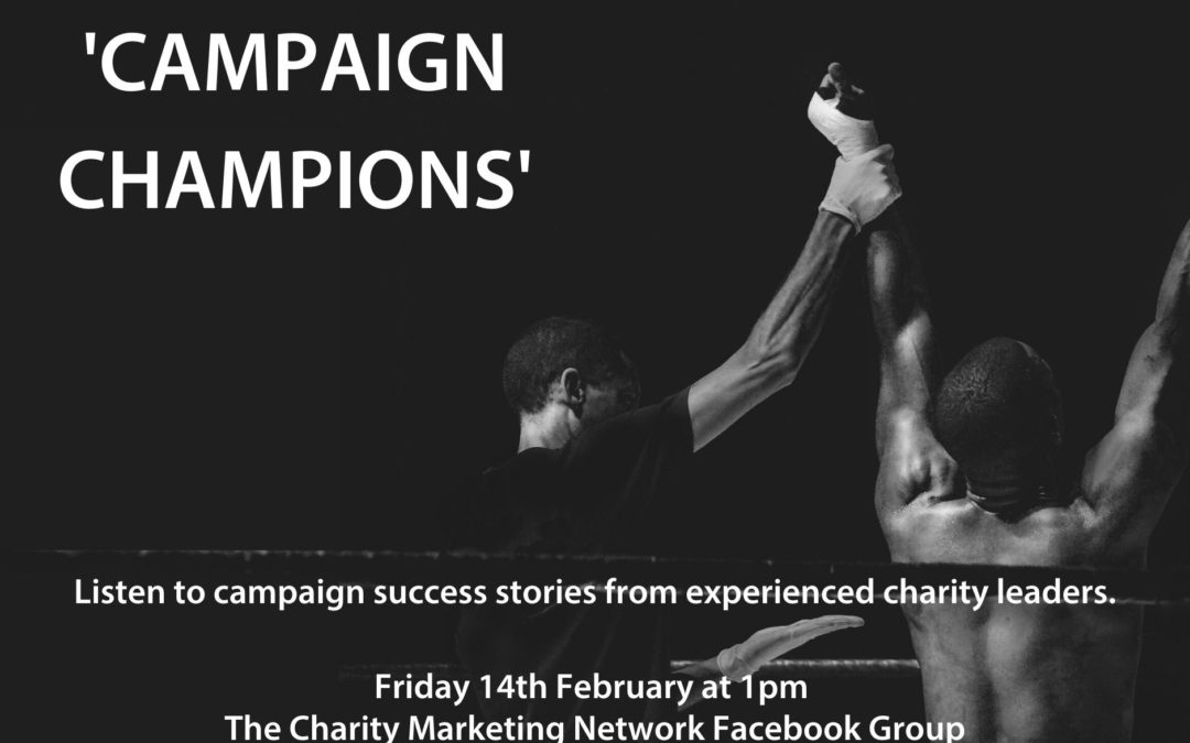 Charity Champions interview with Dawn Newton